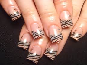 Colorful french nail art designs makeup tips and