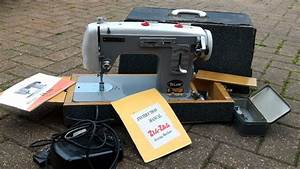 Reads Deluxe Zig Zag Electrical Sewing Machine With