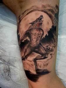 Werewolf Tattoos | Girl Gloss