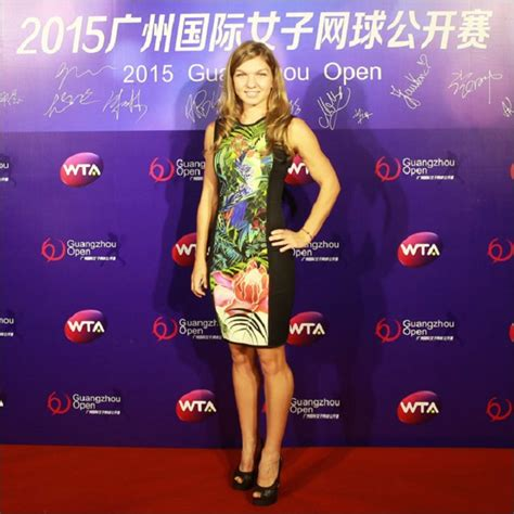 The Crazy Story Behind Simona Halep's One-Of-A-Kind Tennis Dress In The Australian Open Finals