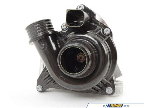 genuine bmw water pump turner motorsport