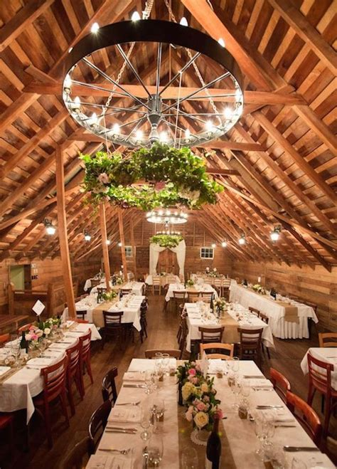 10 Best Barn Venues in the World Rustic wedding venues