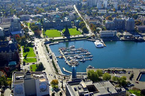 reved ls victoria bc causeway marina greater victoria harbour authority in