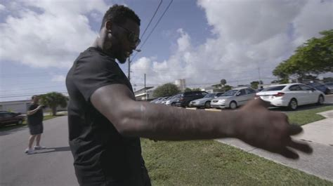 jason pierre paul relives july  fireworks accident