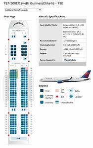 Delta Flight Seating Chart Pinterest The World S Catalog Of Ideas