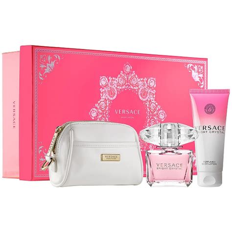 versace bright crystal gift set perfume malaysia  price