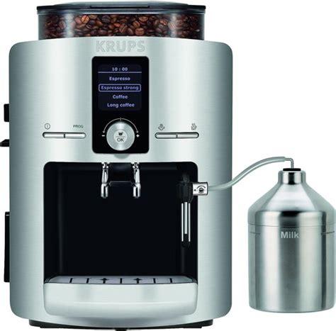 Krups Volautomatische Koffiemachine by Bol Krups Automatic Ea826e Volautomatische