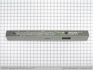 Bosch 00431784 Fascia Panel