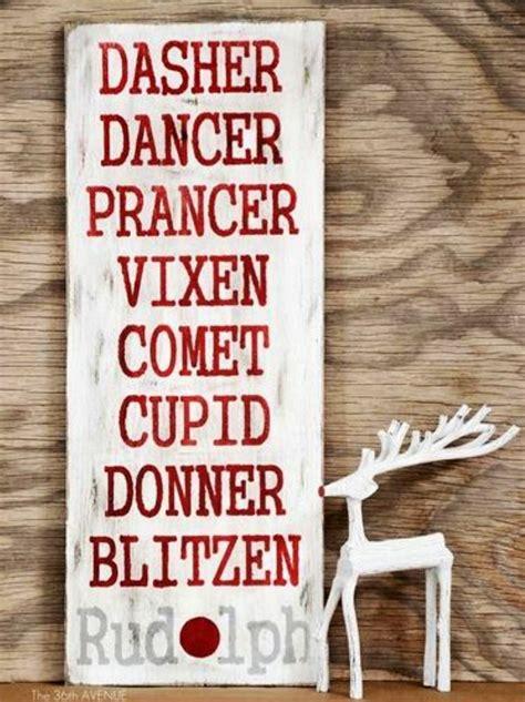 santas reindeer christmasthe  magical time