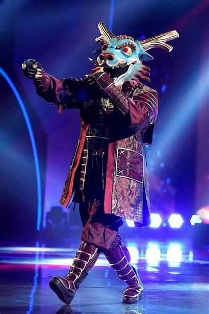 Masked Singer Season Sneak Peek Fox Dragon