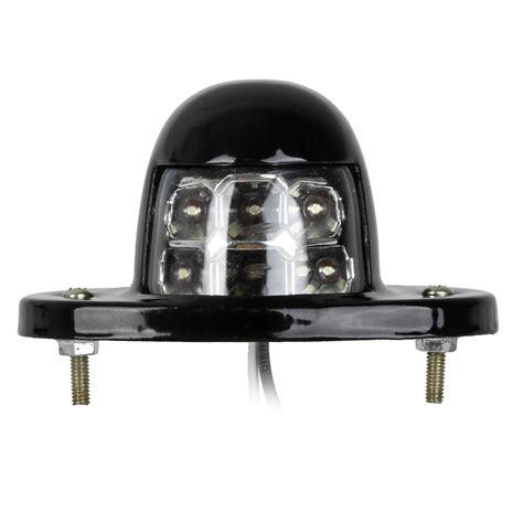 Pcs Universal Led License Plate Light Wiring Lamp For Car