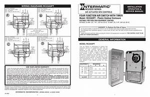 33 Intermatic Timer Wiring Diagram