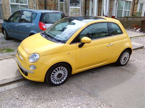 Fiat Owners by Fiat 500 Lounge One Owner 1200 Cc In Hull East