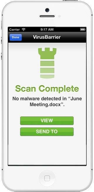 how to scan your iphone for viruses iphone 5 antivirus