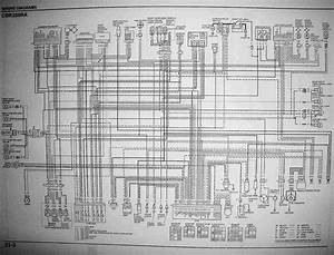 74 Cb550  Wiring Issue  Mod