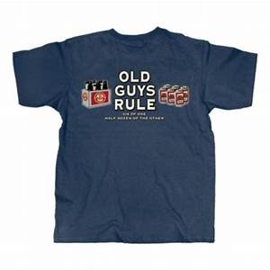 Old Guys Rule Six of One T-Shirt Cabela's Canada