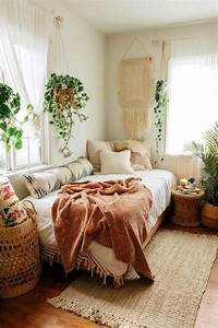 Boho, Bedroom, Ideas, How, To, Decor, U0026, Best, Color, For, Bohemian, Style