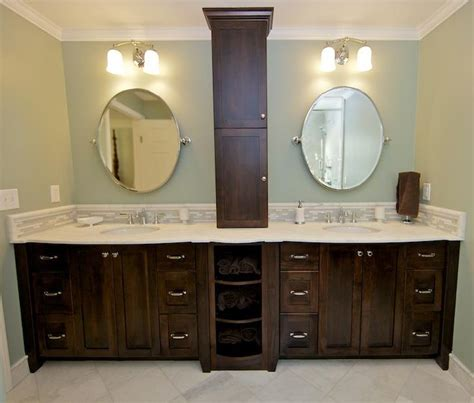 diy bathroom vanity tower vanity with center tower quotes
