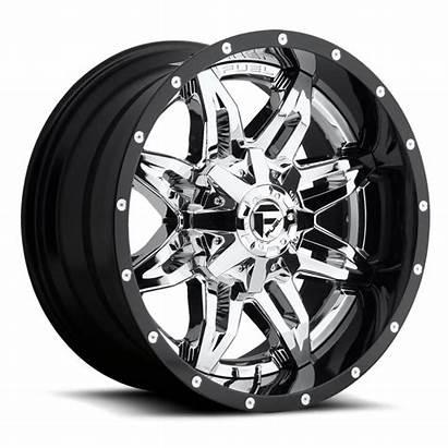 Wheels Piece Fuel Lethal D266 Gloss Lip