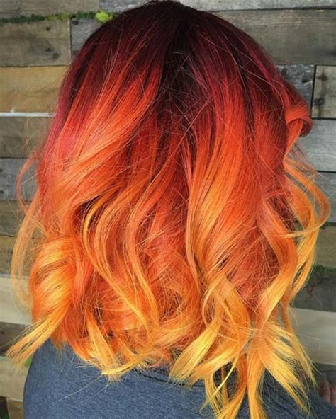 20 Stunning Ombre Hair Color Ideas For Blonde Brown Red