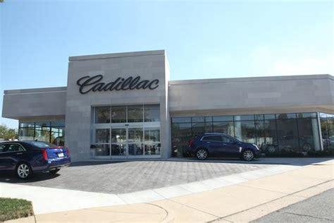Lindsay Cadillac Car Dealership In Alexandria, Va 22302