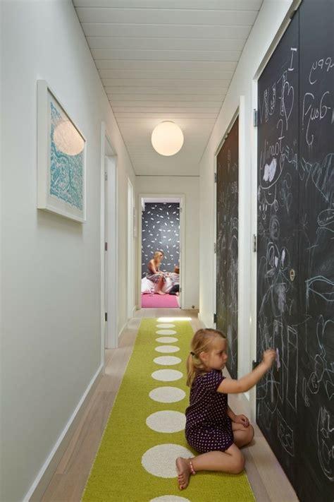 Flur Einrichten Kinder by 1001 Ideen F 252 R Langen Flur Gestalten Eine Gro 223 E