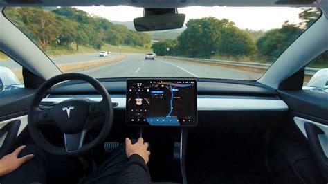 29+ Tesla 3 Self Driving Vid Pics