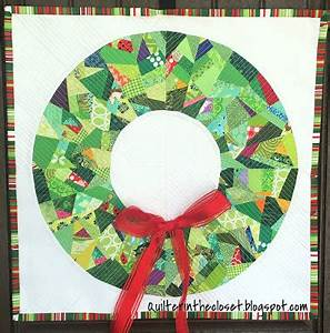Quilt Inspiration Free pattern day Christmas part 2
