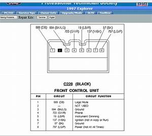 Factory Radio Question  1997 Mountaineer  Premium Sound