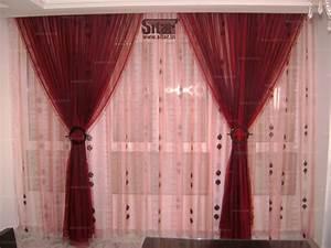 Rideau Pour Chambre : decoration rideaux chambre a coucher ~ Melissatoandfro.com Idées de Décoration