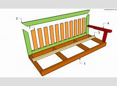 how to make a swing bench 28 images pdf woodwork