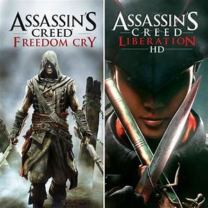 Assassin's Creed: Liberation HD and Freedom Cry Bundle for ...