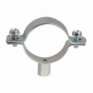 Collier De Fixation Tube Acier : collier s rie lourde nu 600kg embase m8 m10 acier zingu pour la fixation de tube ~ Melissatoandfro.com Idées de Décoration