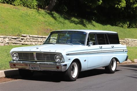 Station Wagon For Sale by 1965 Ford Falcon V8 Station Wagon For Sale On Bat Auctions