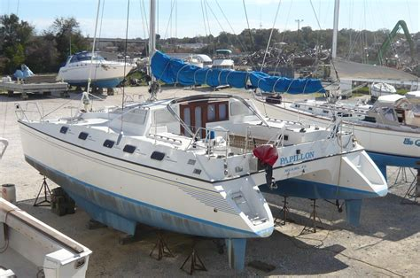 Boat Loans Pensacola by 1990 Jeantot Privilege 39 Sail New And Used Boats For Sale