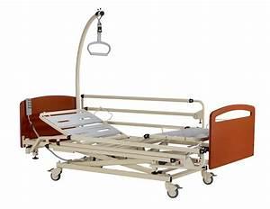 Lit Medicalise 120 : lit m dicalis 3 fonctions lectriques avec rel ve jambes ~ Premium-room.com Idées de Décoration