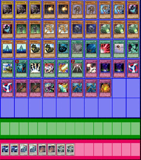 gishki deck july 2017 yugioh deck genex by wolf prince on deviantart