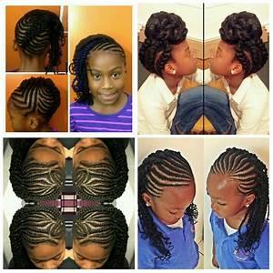 Coiffure Enfant Tresse : hair challenges coiffures pour enfants ~ Melissatoandfro.com Idées de Décoration