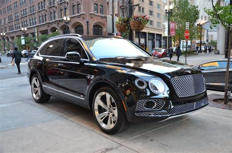 2018 Bentley Bentayga Activity Stock # B937s For Sale