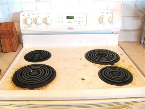 how to clean a stove top kristina seleshanko s blog how to clean a stove september 20 2013 07 00