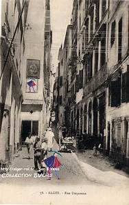 Casbah  Alger  La Rue Duquesne  Quartier De La Marine