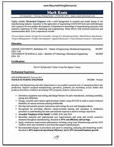 See mechanical engineer resume sample here resume for Engineering resume services