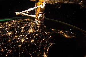 Clear Skies Over the United States | NASA