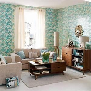 Retro modern furniture giving retrospect look at for Retro living room furniture ideas
