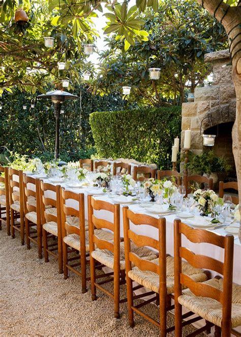 Romantic Outdoor Wedding in California Real Weddings