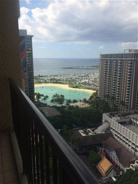 Tapa Tower Partial Ocean View Room Single King Room # 2140