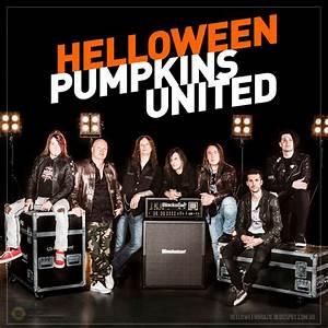 "HELLOWEEN: ascolta un'anteprima della nuova ""Pumpkins ..."