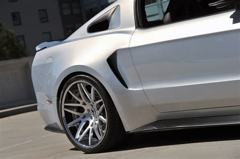 2013 Mustang 5.0 Horsepower