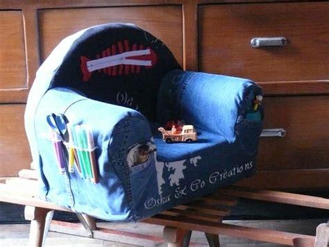housse de fauteuil club en patchwork de oska co