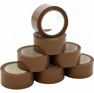 Brown Packing Tape - 48mm X 75m